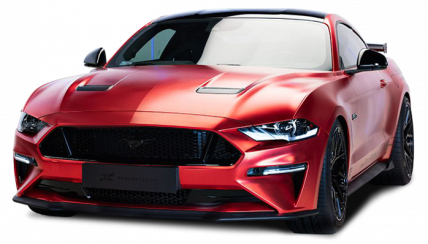 Ford Mustang GT 2019 RED